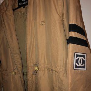 CHANEL Jackets & Coats - Chanel windbreaker